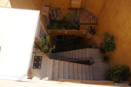 Residenza Il Duomo : 3回にホテルがあります