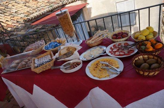 Residenza Il Duomo : 朝食