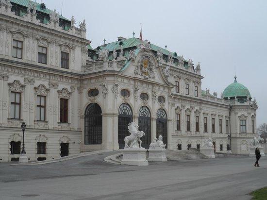 Belvedere Palace Museum : Общий вид внутри