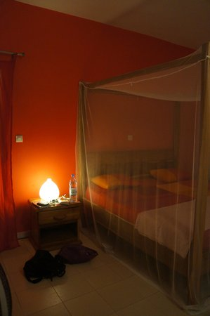 La Tortue Bleue: My room