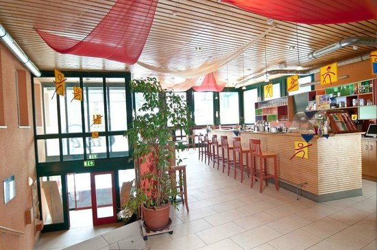 JUFA Hotel Schladming: Bar / lobby