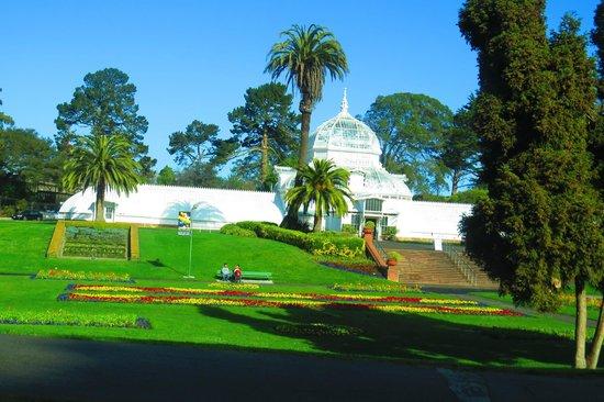 Golden Gate National Recreation Area : Tea Garden