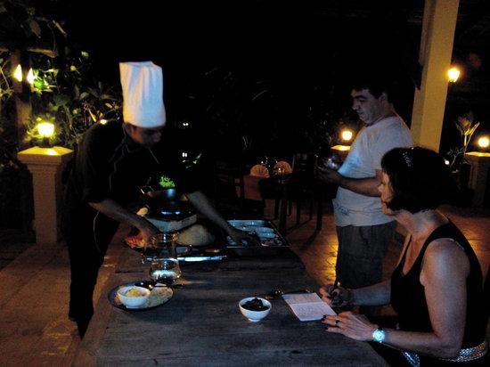 Maisons Wat Kor : Cooking Demonstration