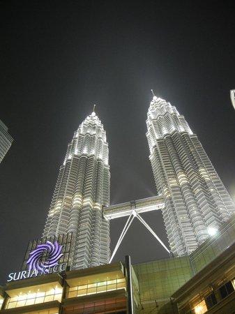 Tours Petronas : Башни