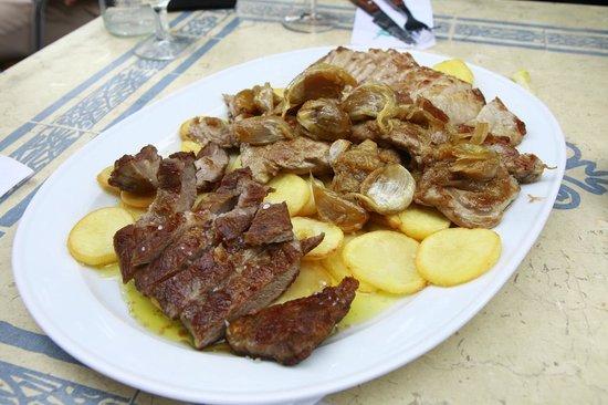 Los Coloniales : Grilled Porks...