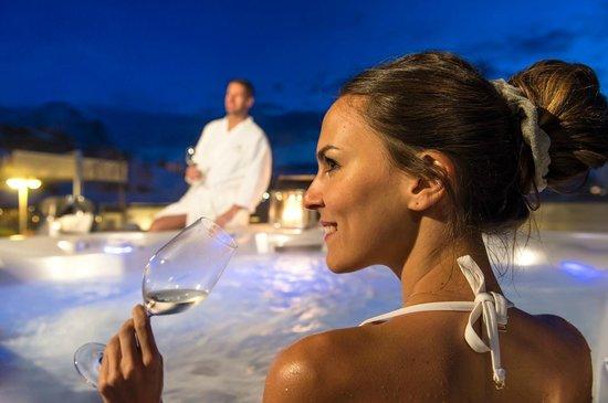 ABINEA Dolomiti Romantic SPA Hotel: Whirlpool