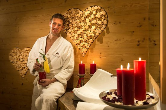 ABINEA Dolomiti Romantic SPA Hotel: SPA