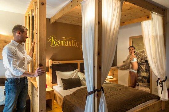 ABINEA Dolomiti Romantic SPA Hotel: Zimmer Room Suite