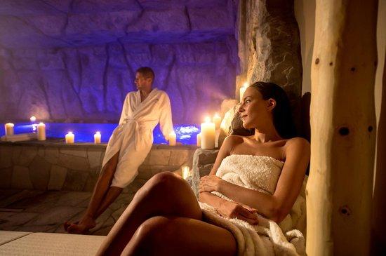 ABINEA Dolomiti Romantic SPA Hotel: Salt Cave - Salz Grotte-grotta salina