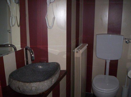 Albergo delle Spezie : bagno