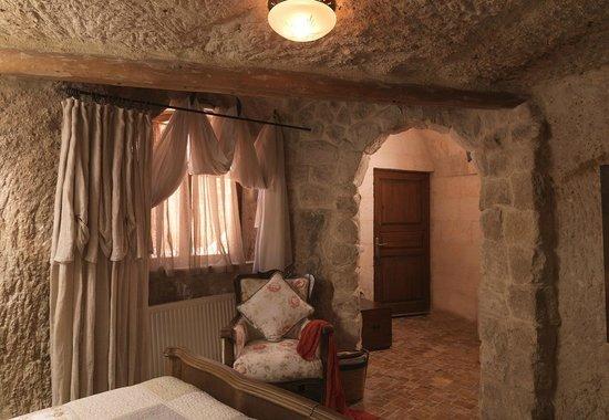 Meleklerevi Cave Hotel: Sevgi room
