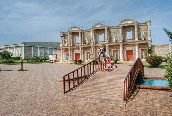 Kaya Artemis Resort and Casino: on bridge