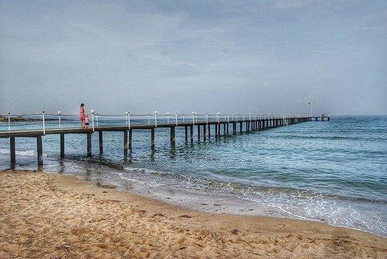 Kaya Artemis Resort and Casino: on the shore