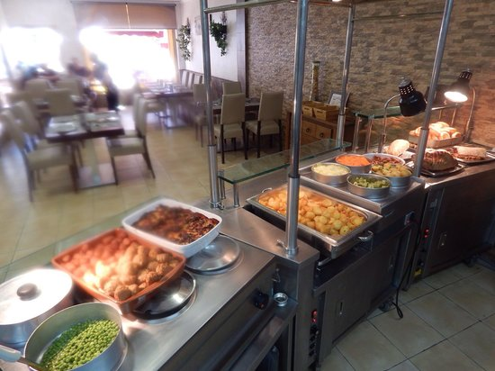 Pasty Shack : Full carvery picture