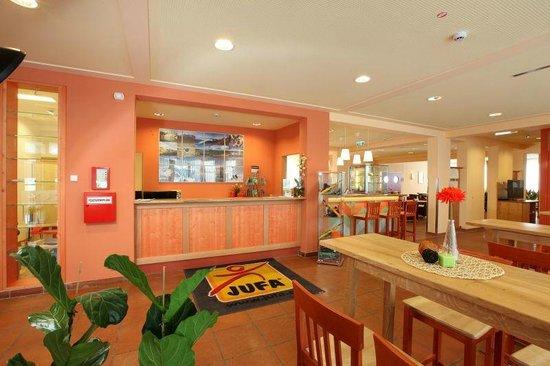JUFA Hotel Lungau: Reception & Lobby