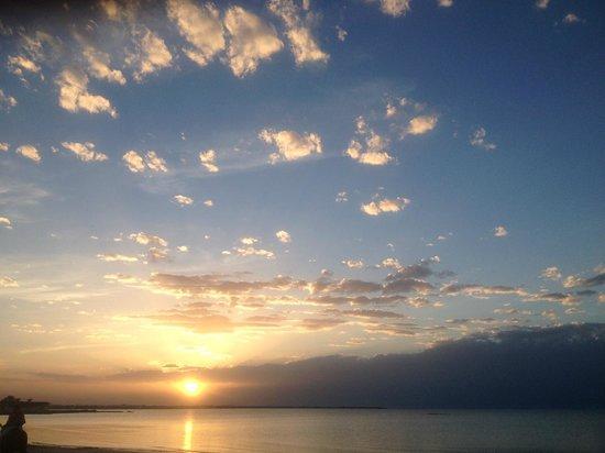 Club Marmara Dahlia: Coucher de Soleil