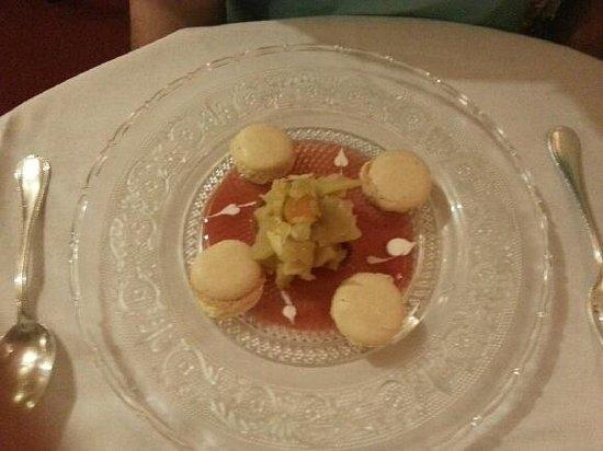 Le Fin Gourmet: macarons