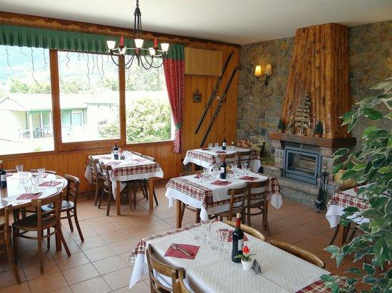 Camping Cadi Vacances: Restaurante