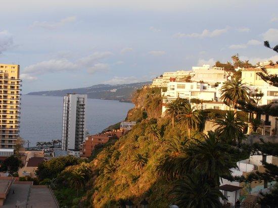 Hotel El Tope : Widok z balkonu