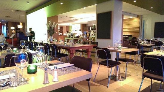 Icelandair Hotel Reykjavik Natura : Restaurant