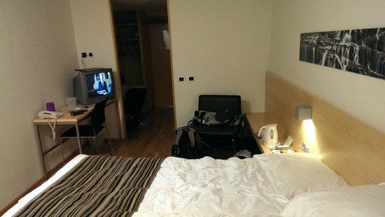 Icelandair Hotel Reykjavik Natura : Zimmer