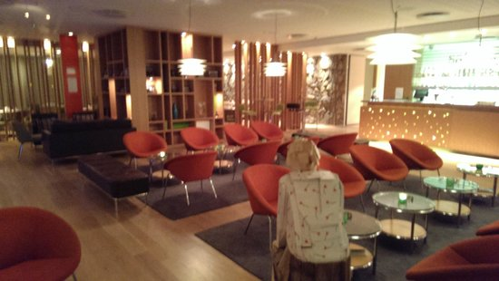Icelandair Hotel Reykjavik Natura : Bar