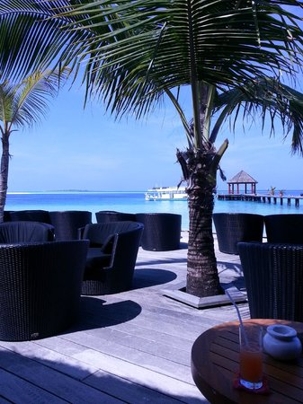 Komandoo Maldives Island Resort : Kandu Bar