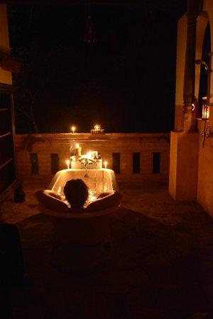 Kandy Samadhi Centre : ambiance