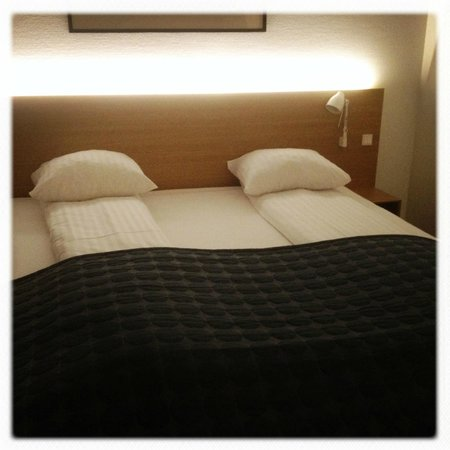 Hotel Copenhagen Crown : stanza