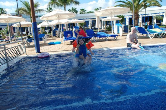 TUI FAMILY LIFE Playa Feliz Apartments : Babypool