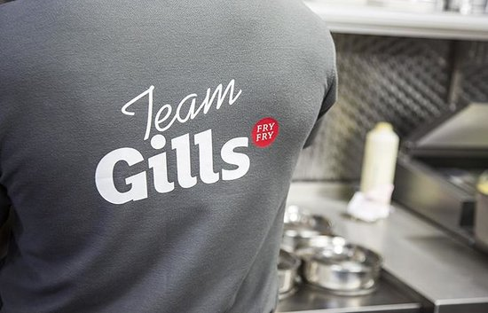 Interested in joining Team Gills Fry Fry? Get in Touch!
