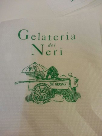 Gelateria dei Neri : Neri
