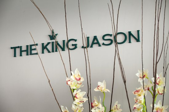 The King Jason Paphos: The King Jason