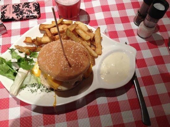 Le Ranch : burger