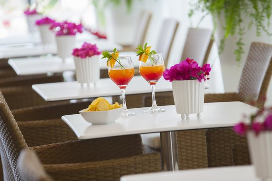 The King Jason Paphos : Restaurant