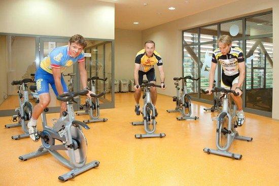 JUFA Hotel Deutschlandsberg - Sport-Resort: Recreational facilities - spinning room