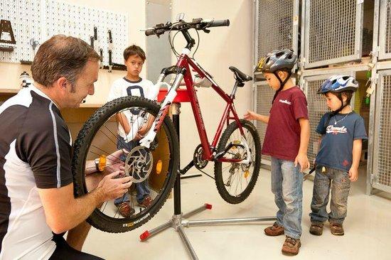 JUFA Hotel Deutschlandsberg - Sport-Resort: Bike shop