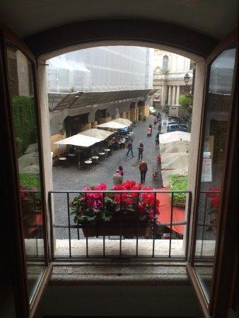 Locanda Navona: The picture window