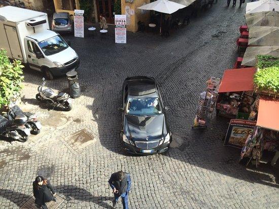 Locanda Navona: View from window