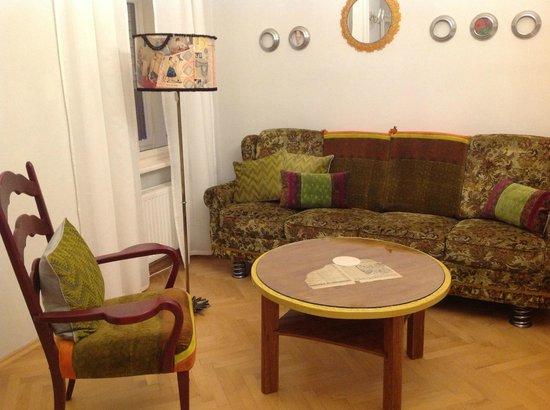 Altstadthaus Cityappartements: zu Gast bei Amalia
