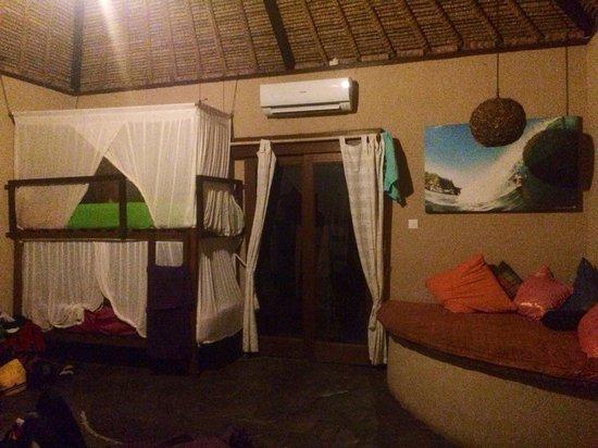 Rapture Surfcamp Bali: Deluxe Dorm