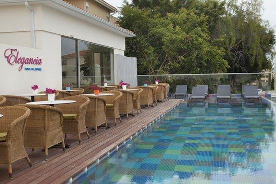 The King Jason Paphos : Elegancia Pool