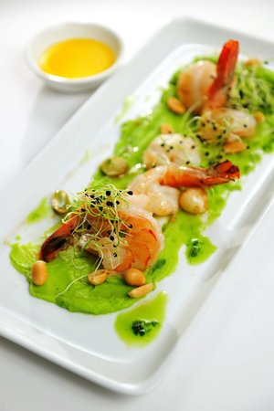 Eat Voila Cooking School: Seafood dishes
