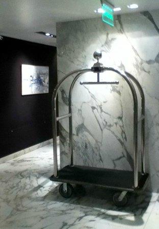 Awwa Suites & Spa: Lobby do hotel