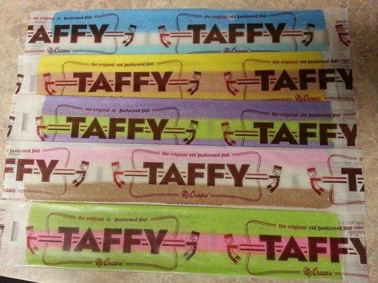 Dick's Oldtime 5 & 10: My Big Find - Taffy !!!