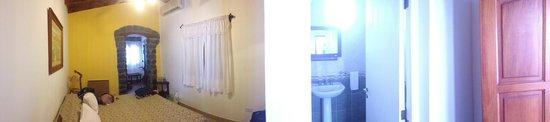 Hotel Killa Cafayate: Panoramic of our room