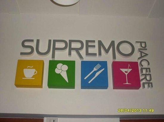 SupremoPiacere : Logo