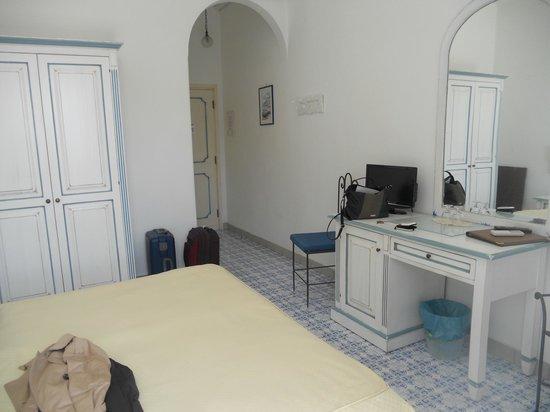 Hotel Villa delle Palme: Camera