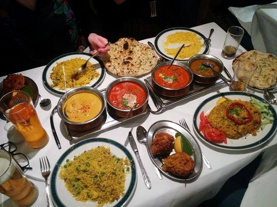 Brunel Raj: Hungry just looking at it