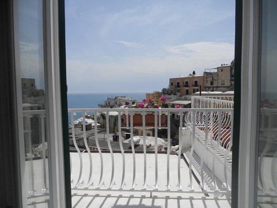 Hotel Villa delle Palme: Panorama dalla camera